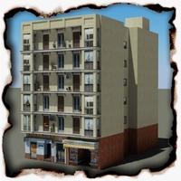 Building 91 3D Model