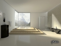 Bathroom 04 3D Model