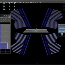 Super Mirror Geometry 0.3.0 for Maya (maya script)