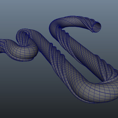Auto Pipe 0.3.0 for Maya (maya script)