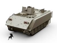 M-113 L-Vas 3D Model