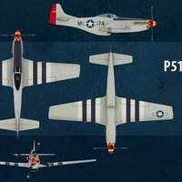 P51mustang cover