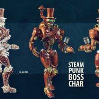 Steampunkboss cover