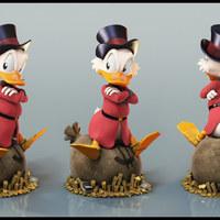 Scrooge grumpy cover