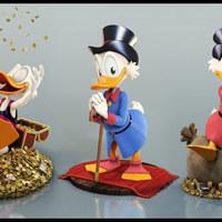 Scrooge reel cover