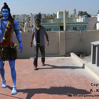 Kishore god 02 cover
