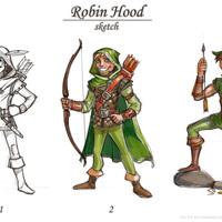 Concept robin cover