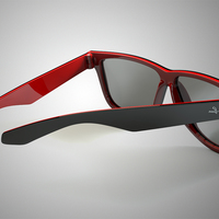 Ray ban final render  cover