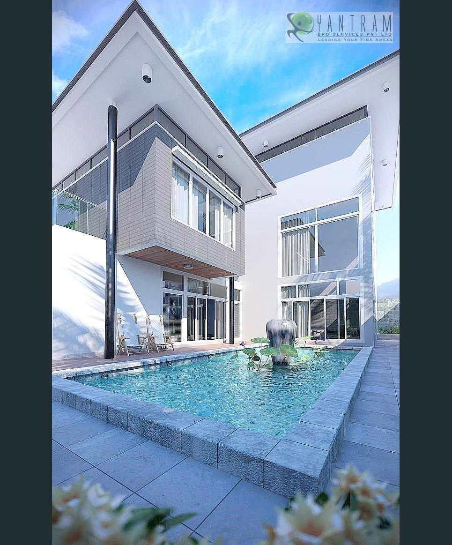 Architectural illustration show