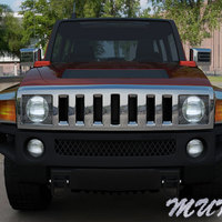 Hummer 1 cover