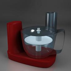 Mixer 3D Model