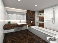 Bathroom 09 3D Model