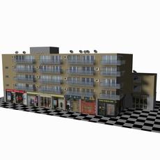 Building M-01 3D Model