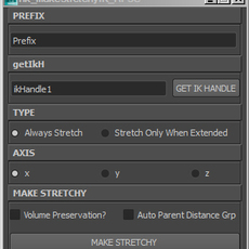 nk_makeStretchyIK_RPSC for Maya 0.0.1 (maya script)