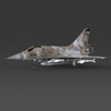 19 43 44 883 fighter aircraft mirage 2000 01 4