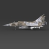 19 43 45 614 fighter aircraft mirage 2000 05 4