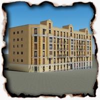 Building 103 3D Model