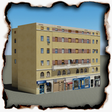 Building 104 3D Model