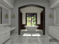 Bathroom 12 3D Model