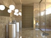 Bathroom 15 3D Model