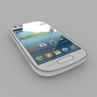 Samsung Galaxy Prevail 2 3D Model