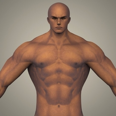 Fantasy Giant Man 3D Model