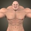19 48 43 47 fantasy muscular man 02 4