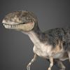 19 48 55 643 realistic dinosaur tyrannosaurus 02 4