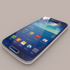 Samsung I9506 Galaxy S4 3D Model