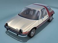 AMC Pacer 3D Model