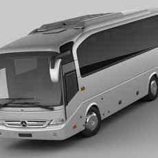 Mercedes Touriono 3D Model