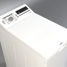 washer Siemens IQ 300 WP12T254BY 3D Model