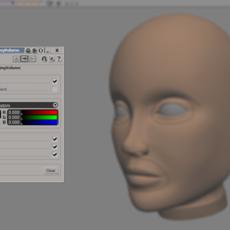 rsCreateBoundingVolume with Softimage 2012 for Xsi 1.0.0 (xsi plugin)