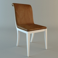 Side Chair 3D Model