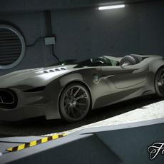 BMW Rapp concept 3D Model
