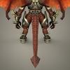19 55 03 664 fantasy character tindaji 08 4