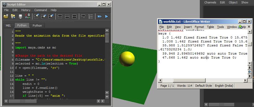 Animation Data Transfer for Maya - Free Animation Scripts / Plugins