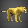 19 55 56 461 prehistoric tiger 06 4