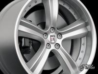 Artega GT rim 3D Model