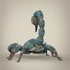 19 56 16 928 fantasy blue scorpion 04 4