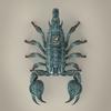 19 56 17 270 fantasy blue scorpion 07 4