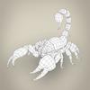 19 56 17 354 fantasy blue scorpion 08 4