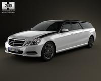 Mercedes-Benz E-Class Binz Xtend 2012 3D Model