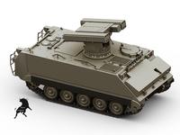 M-113 Atilgan 3D Model