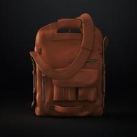 Hyper-realistic bag 3D Model