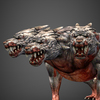 20 07 08 932 fantasy animal hell dog 02 4