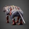 20 07 09 305 fantasy animal hell dog 04 4