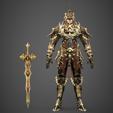 King Solomaan 3D Model