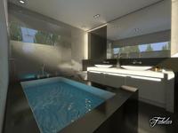 Bathroom 16 3D Model