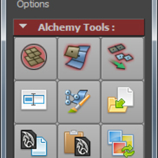 The Alchemy Tools for Maya for Maya 1.0.0 (maya script)